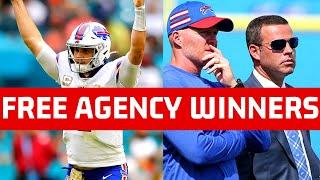 Top 7 NFL Free Agency Winners 2020