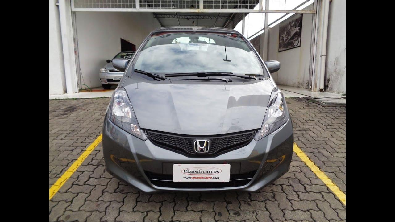Honda New Fit CX 1.4 16v Automático (Flex)   2014