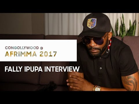Fally Ipupa Accepts 2nd Award at Afrimma 2017 + Interview | Congollywood @ Afrimma Awards 2017