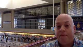 Tom Bradley International Terminal Renovation Opening at Los Angeles International Airport 9-18-13