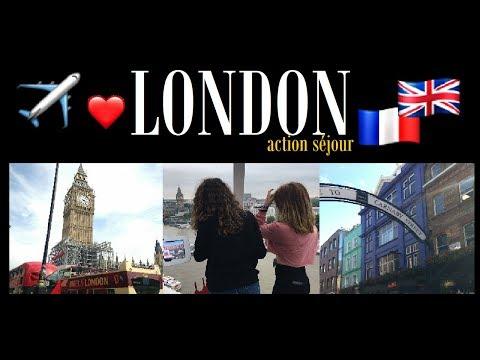 TRAVEL DIARY ENGLAND [action séjour] (London, Cambridge)