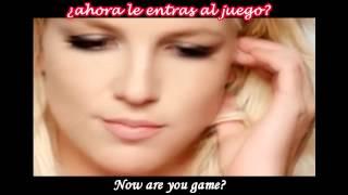 Britney Spears - 3 Subtitulado Español Ingles