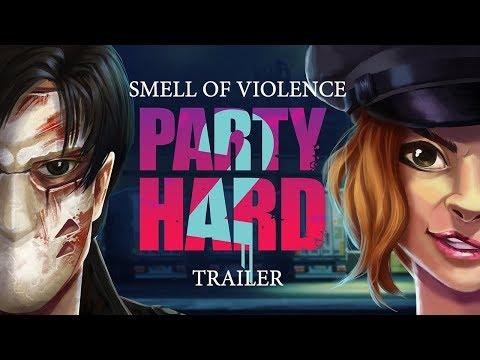 Захватывающее продолжение первой части игры Party Hard