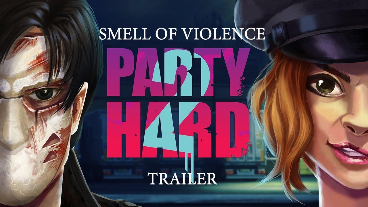 В новом трейлере Party Hard 2 показали, как убить человека воздушными шарами. Демка доступна уже сейчас