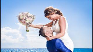 Dámaris y Gabriel posan encandilados como marido y mujer - Casados a Primera Vista