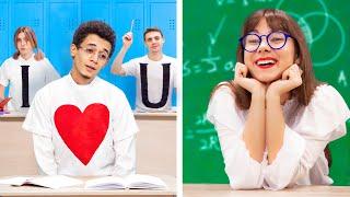 Влюбился в учительницу! / Забавные и неловкие моменты