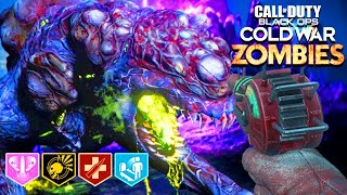 Call of Duty Black Ops Cold War Zombies PS5 Gameplay Deutsch #11 - Easter Egg lösen