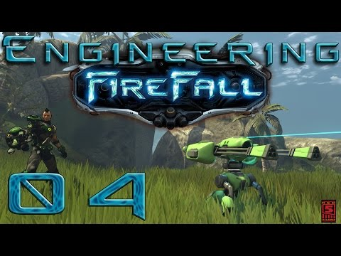 Engineering Firefall - Episode 4 :: Taming Arahna as Pets