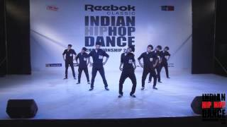 INDIAN HIP HOP DANCE CHAMPIONSHIP 2014 HIGHLIGHTS
