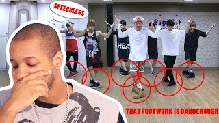 방탄소년단 'DANGER' DANCE PRACTICE REACTION