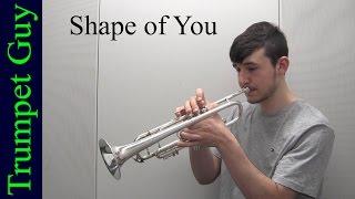 Ed Sheeran - Shape of You (Trumpet Cover)
