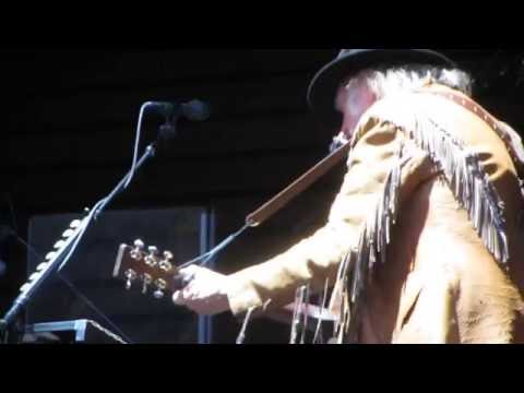 """Neil Young 10/01/16 """"After the Gold Rush"""", """"Heart of Gold"""" Telluride, CO, Town Park"""