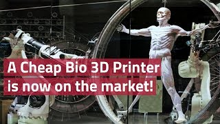 3d Bioprinter For Sale And Its Affordable? -  Additive Manufacturing Podcast