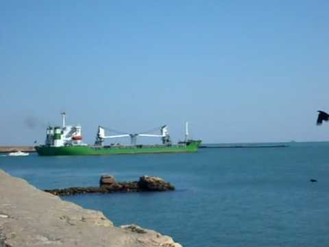 End of the Suez Canal, Port Taufiq - Gulf of Suez