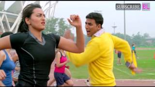 Video Holiday song Tu hi toh hai: Why is Sonakshi Sinha miffed with Akshay Kumar download MP3, 3GP, MP4, WEBM, AVI, FLV Oktober 2017
