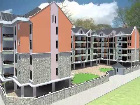 HOUSES, APARTMENTS FOR RENT/LET IN MILIMANI, KISUMU, KENYA