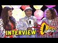 Girija Joshi & Aarti Solanki Praise Bhau Kadam for his Dancing Skills - Vajlach Pahije Marathi Movie