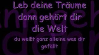 Luxuslärm - Leb deine Träume (Lyrics)