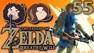 breath of the wild arrows part 55 game grumps