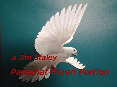 45c Parashat Va'etchanan (And I Besought) 2014  -   Jim Staley