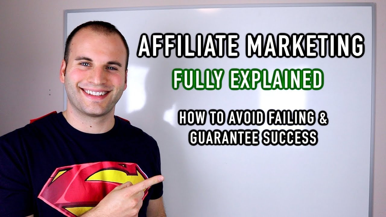 SECRET To Make Money Online With Affiliate Marketing - FULLY EXPLAINED