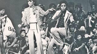 何年の公演だったんでしょう...音源と雑誌提供は母です。 1970年代です...