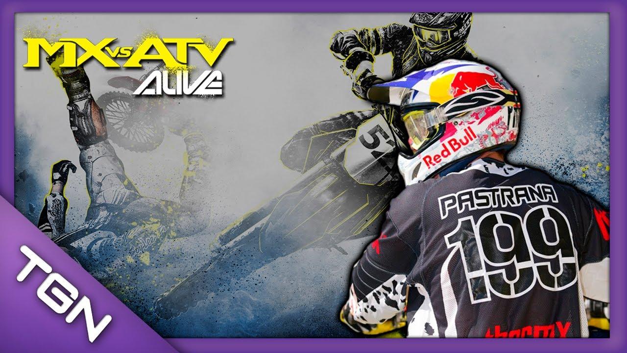 mx vs atv alive motocross com travis pastrana 199