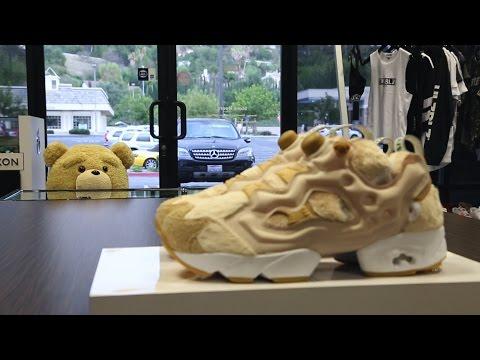 BAIT x《TED 2》x Reebok Instapump Fury「Happy Ted」聯名鞋款