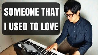 Someone That I Used to Love- Natalie Cole - PianoCoversPPIA