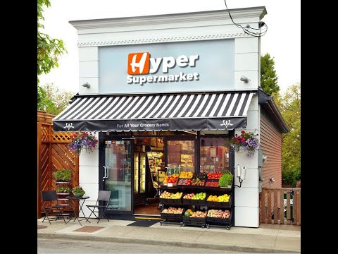 Hyper Supermarket Franchise India Review Video 2019 - Start Your Own Business In India