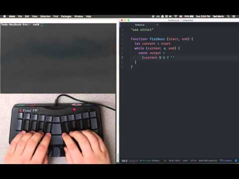 Coding in Stenography, Quick Demo