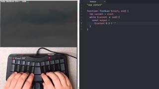 Coding in Stenography, Quick Demo