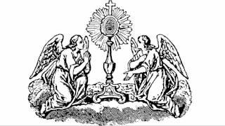 Pange Lingua Gloriosi. Capella Gregoriana.