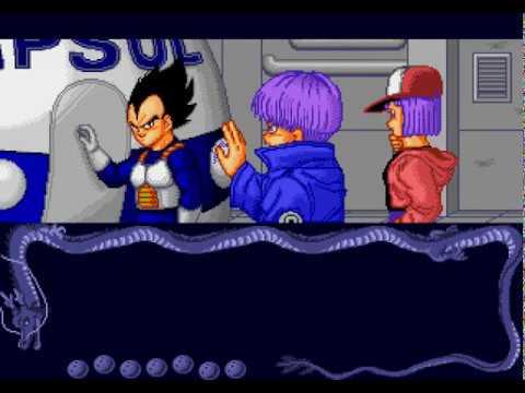 Mega Drive Longplay [511] Dragon Ball Z: L Appel du Destin (Fan-Translation)