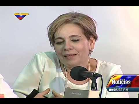 Inauguración de Filven 2015: Christian Vallés dice que el pueblo de Venezuela sí es una amenaza
