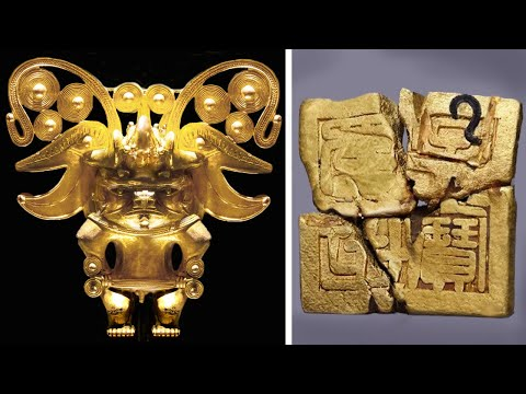10 Most Mysterious Gold Artifacts Discovered