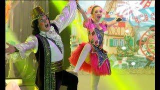 Сладкая сказка - мюзикл в КВЗ Одесского морвокзала