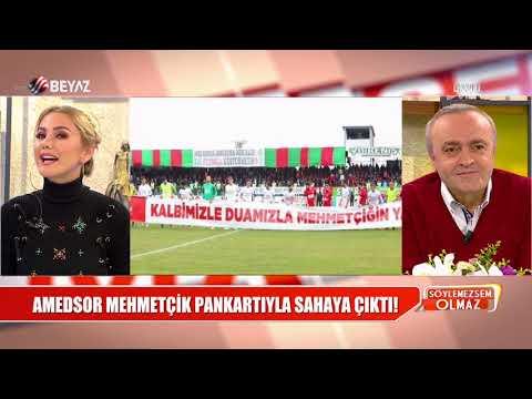 Amedspor, Mehmetçik Pankartıyla Sahaya çıktı
