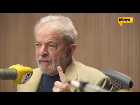 Metrópole Entrevista: Luiz Inácio Lula da Silva - 15/03/2018