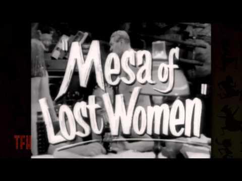Mesa of Lost Women trailer