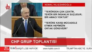 CHP Grup Toplantısı 15 Ekim / Kılıçdaroğlu'nda bomba açıklama: Dut yemiş bülbüle döndüler...