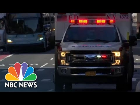 Tracking How The Coronavirus Outbreak Spread Across The U.S. | NBC News