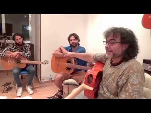 Malaga Workshop Clips! 2016 /Intensive Training modern flamenco Paco de Lucia´s style / Spain R.Diaz