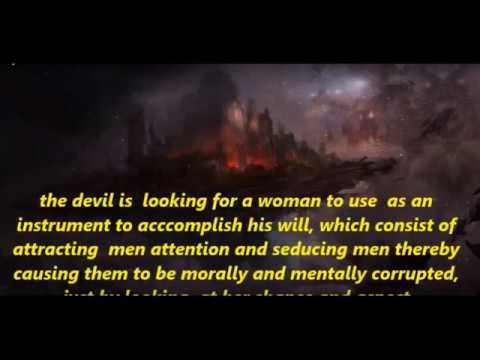 Сатана восстал на первую заповедь Бога