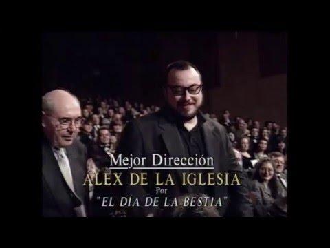 Álex de la Iglesia gana el Goya a Mejor Director en 1996