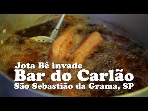 Jota Bê Invade • Bar do Carlão, São Sebastião da Grama, SP (mas não seria um GIGANTE DO RANGO?)