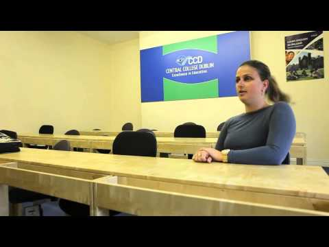 Learn English at Central College in Dublin