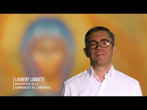 Laurent Landete : Annonce d'une Année Mariale