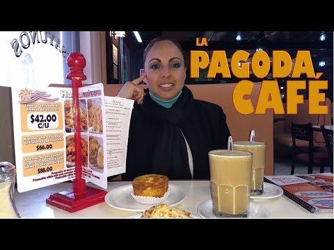Cafeterías en Cdmx - La pagoda - Centro historico
