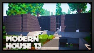 Minecraft - Modern House 19